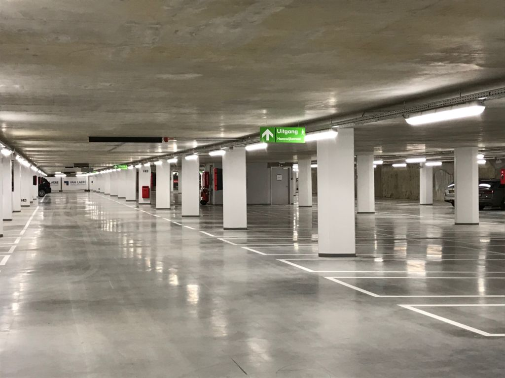 Parking Speecqvest - Mechelen