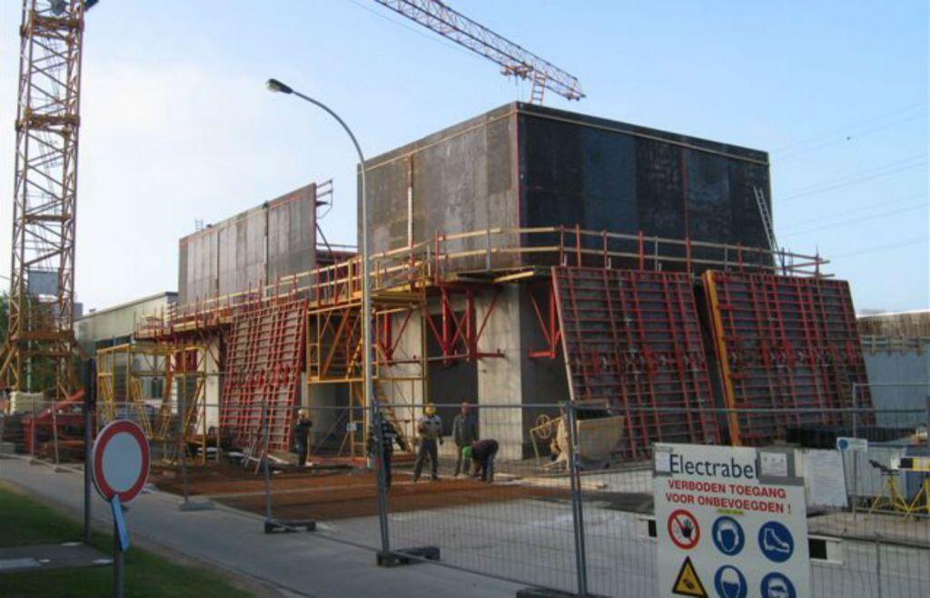 Doel - Dieselgebouw