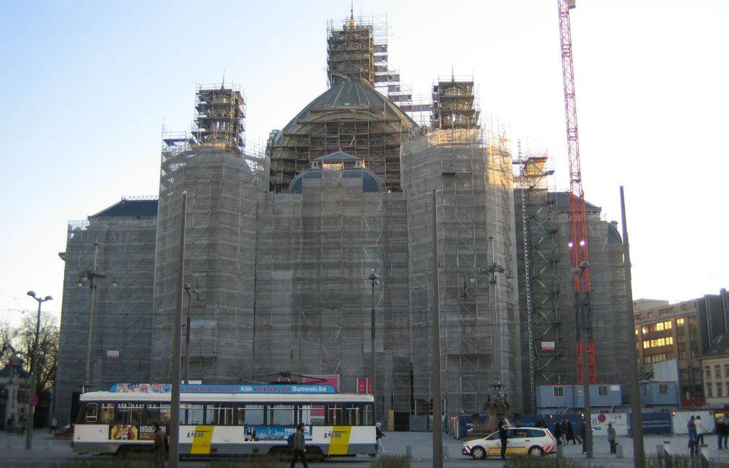 Gevels Centraal Station