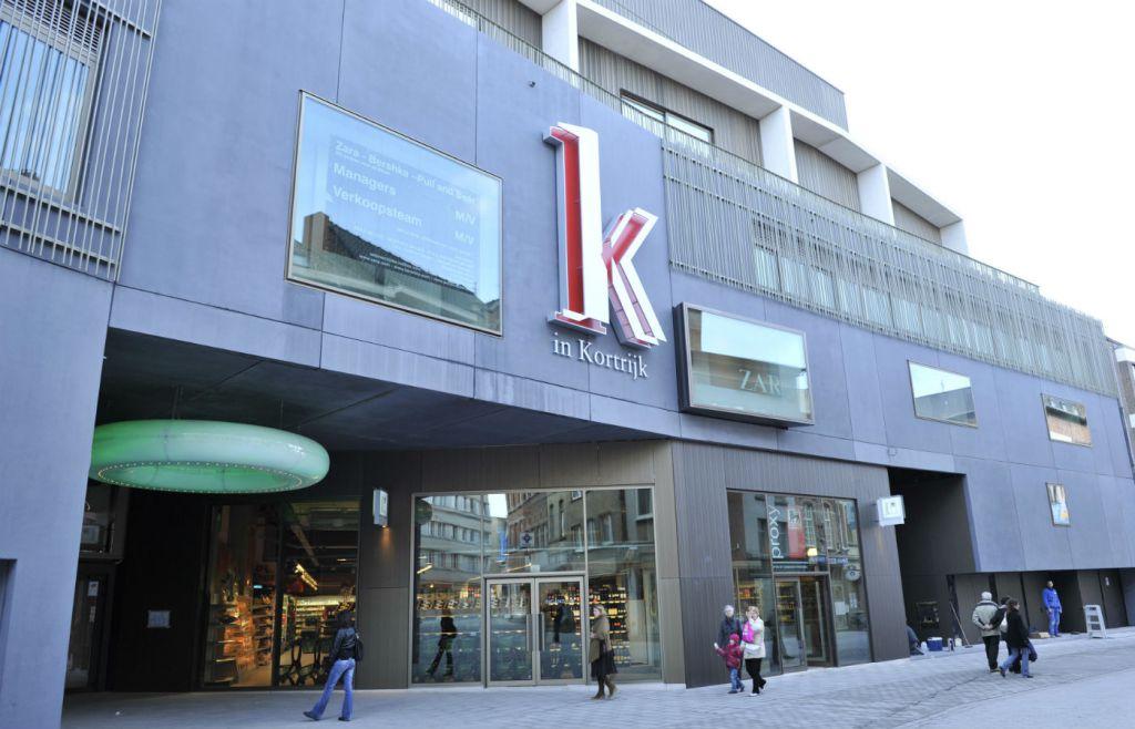 K in Kortrijk - Sint Janspoort