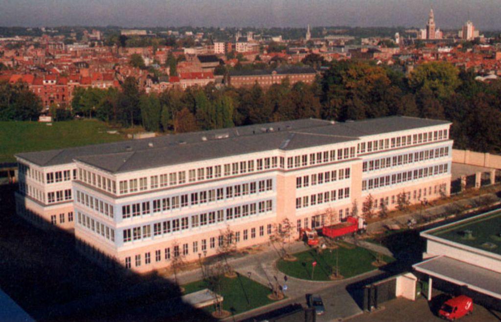 Politiekantoor Leuven