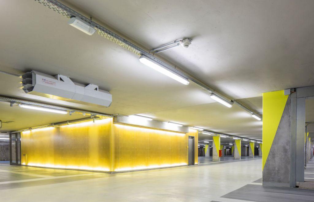 Ondergrondse parking - Roeselare
