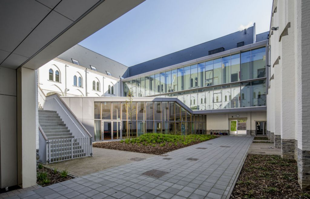 Scholen van Morgen - BuBaO Sint-Lievenspoort
