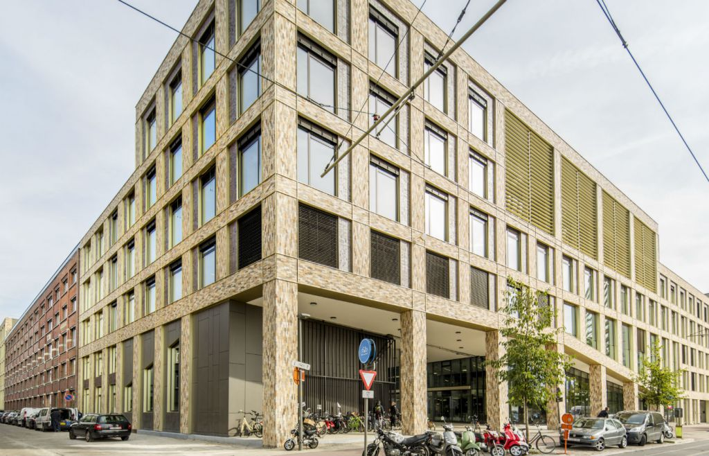 Karel De Grote Hogeschool - Campus Zuid