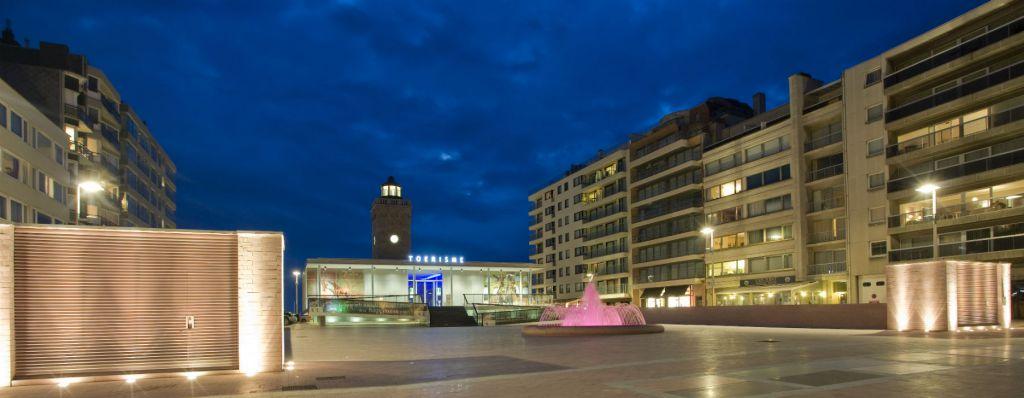 Parkings Lichttorenplein en Ijzerpark