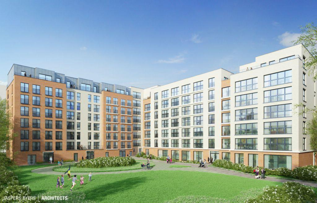 M4-appartementen - Brussel