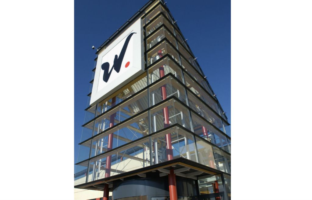 Waasland Shopping Center
